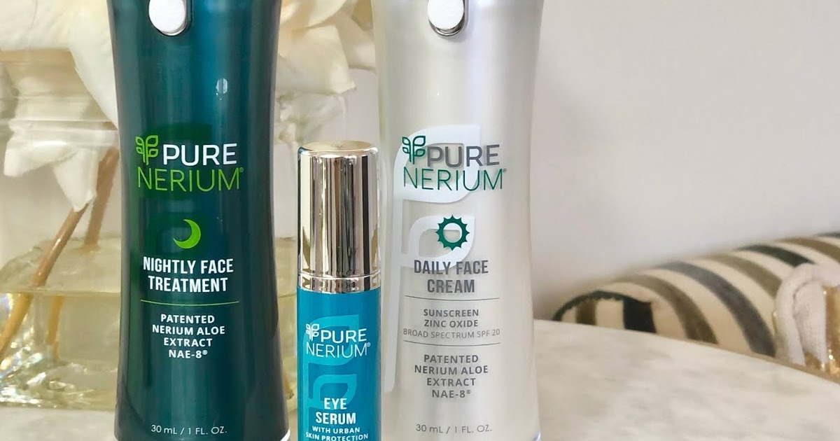 PURENerium Skin Care Review 2019