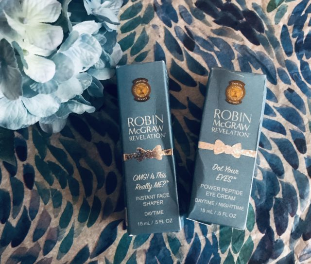 Robin McGraw Revelation Skincare Giveaway Winner Announcement – Never Say Die Beauty