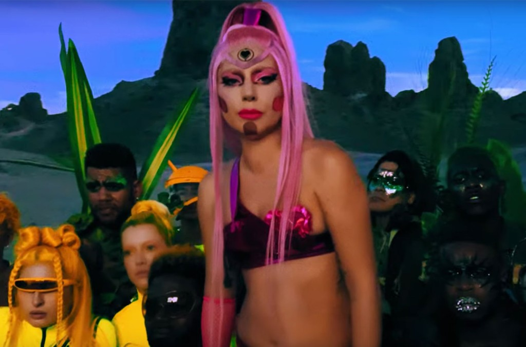 Lady Gaga's 'Stupid Love' Is Getting a Lot of Love From Her Little Monsters