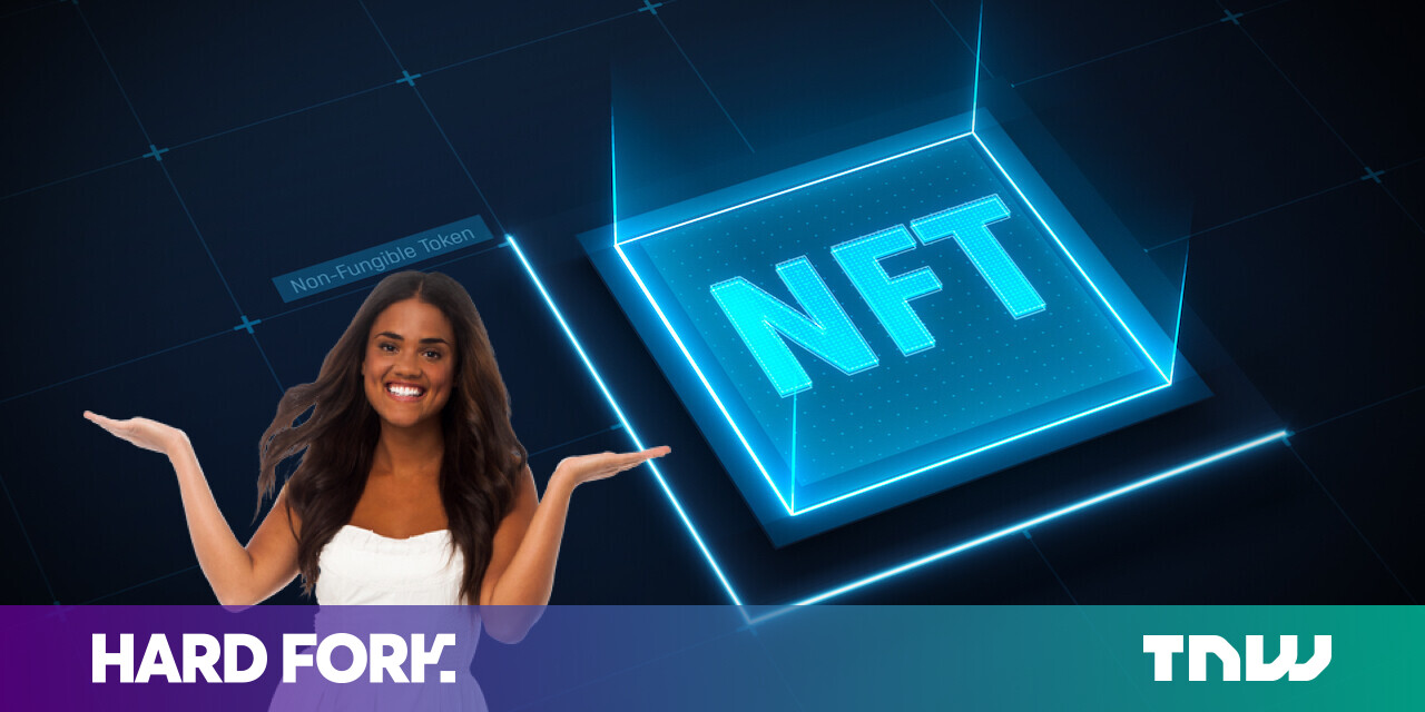 So you bought an NFT? Doesn't mean you also own it