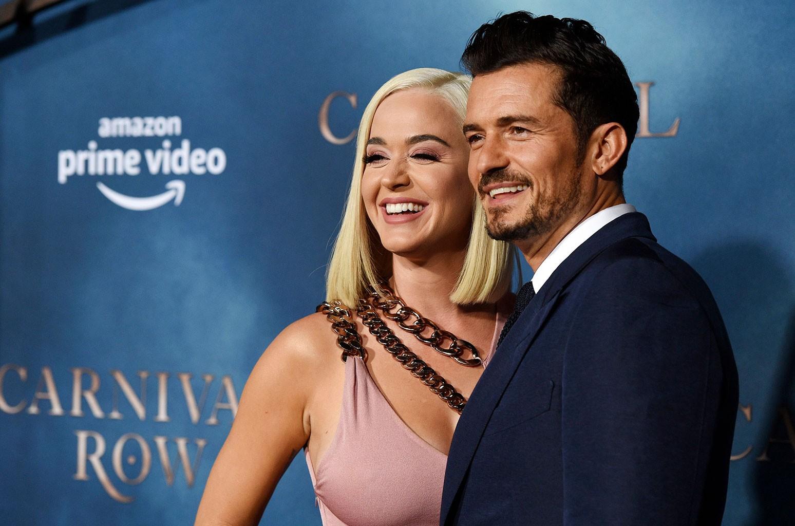 Katy Perry Trolls Orlando Bloom Over Italian Vacation Post