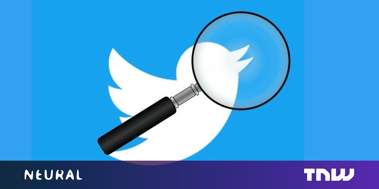 Twitter image-cropping AI marginalizes elderly, disabled, and Arabic