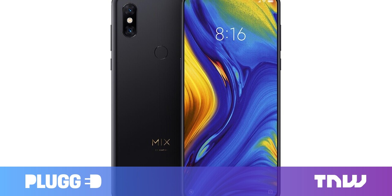 Xiaomi expected to debut its under-the-screen camera tech with Mi Mix 4