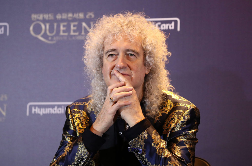 Queen's Brian May Comments on Eric Clapton's 'Very Different views' and Anti-Vaxxers
