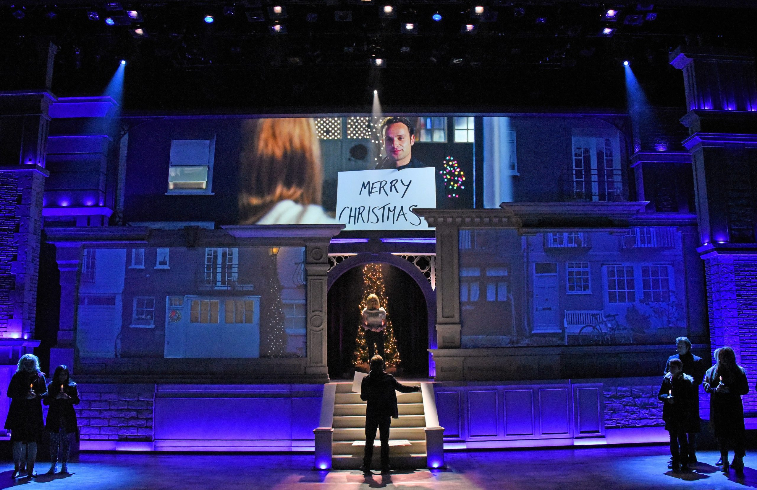 'Love Actually Live' Stage Show Returns to Los Angeles