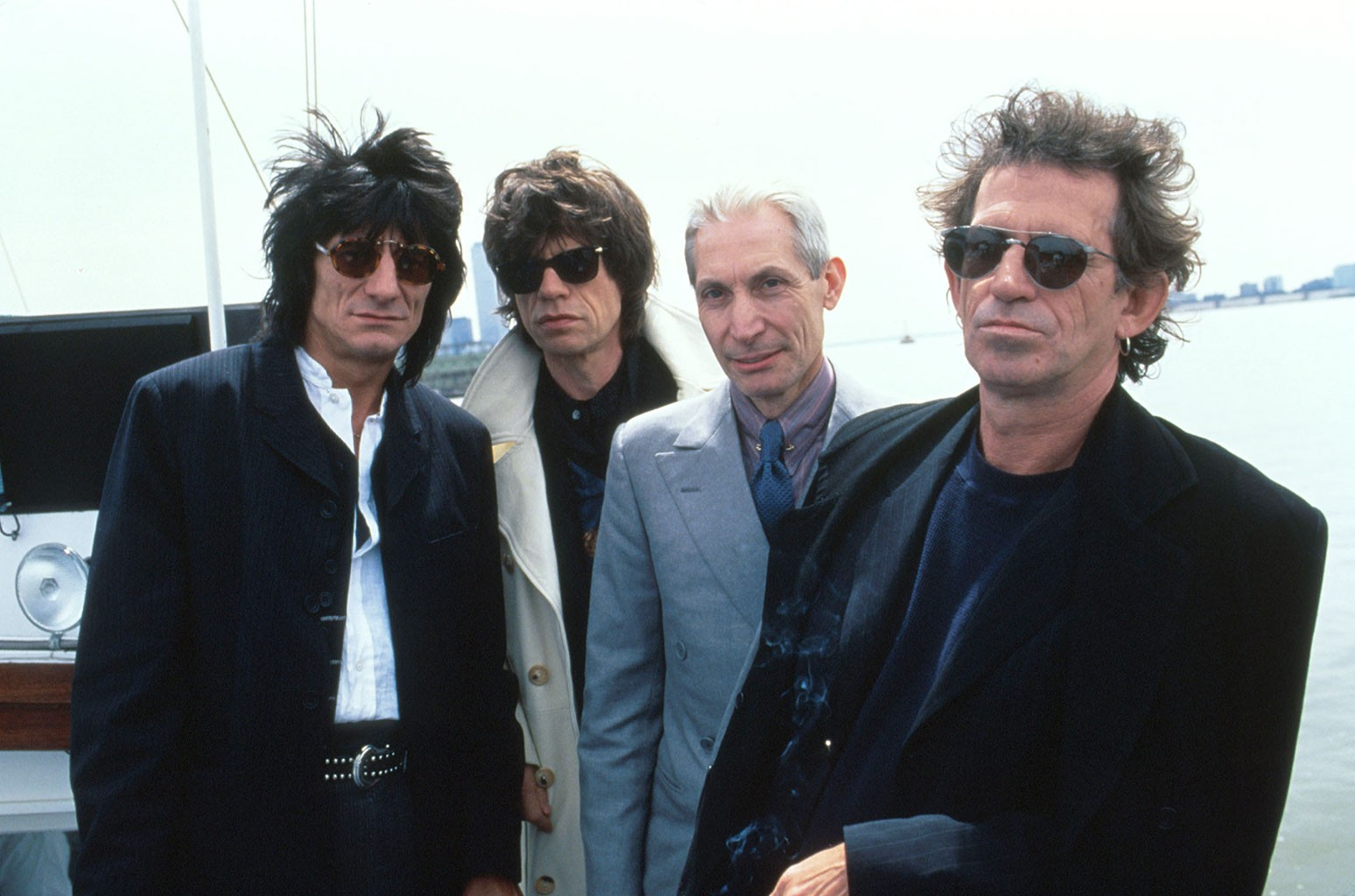 Mick Jagger, Keith Richards Pay Tribute to Charlie Watts