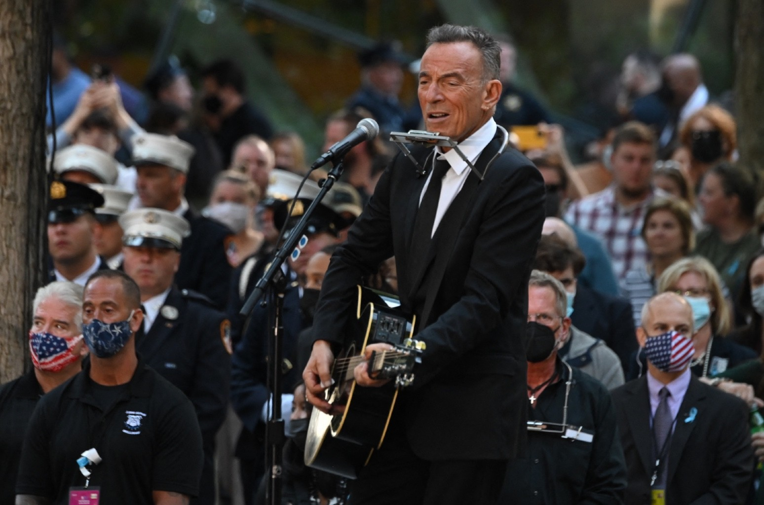 9/11 Memorial 2021: Bruce Springsteen Performs 'I'll See You In My Dreams'