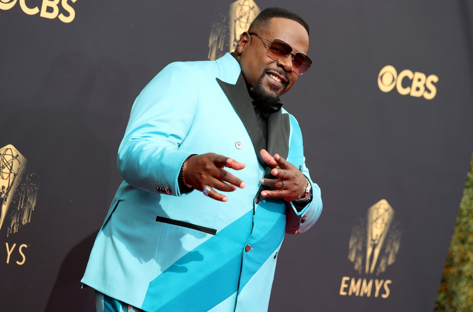 2021 Emmys: Cedric the Entertainer's TV-Inspired Cover of Biz Markie's 'Just a Friend'