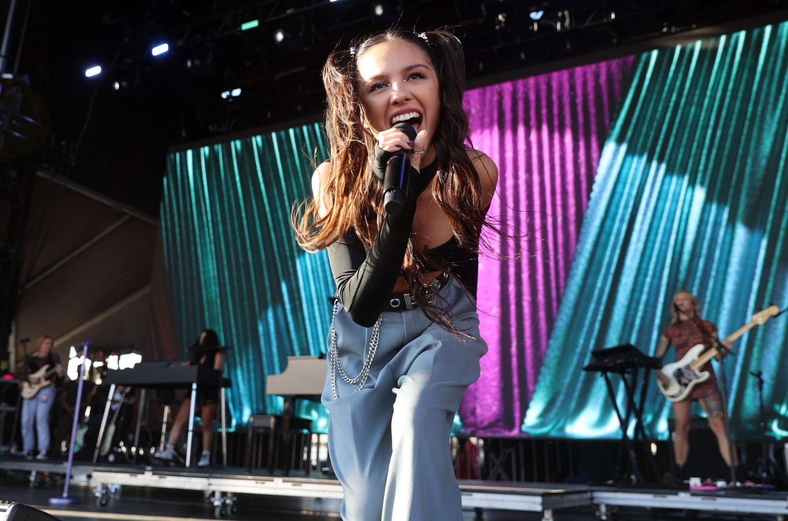 Olivia Rodrigo's 'First Show' at 2021 iHeartRadio Music Festival