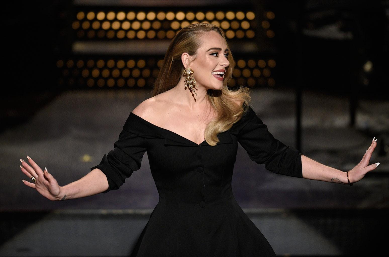 Adele Updates Social Media to Match '30' Billboards